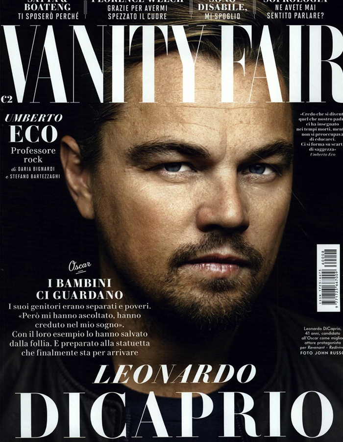 Vanity Fair Italy – ( Good to Glow Feature)