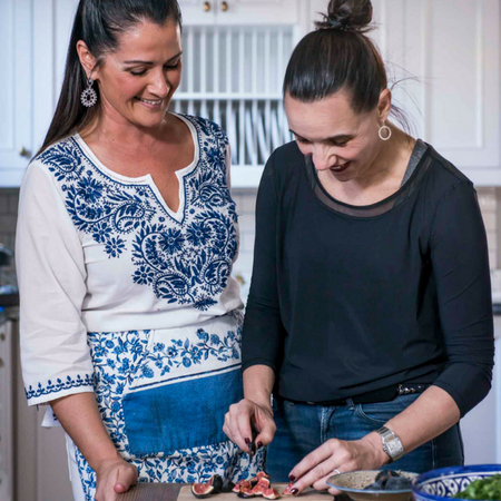 Persian and Middle-Eastern cooking classes
